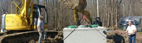 Septic Excavating